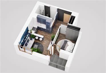 Apartamenty Sąsiedzka dompress8