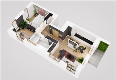 Apartamenty Sąsiedzka dompress4