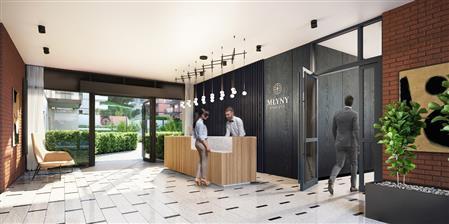 allcon-mlyny-gdanskie lobby-wejscie
